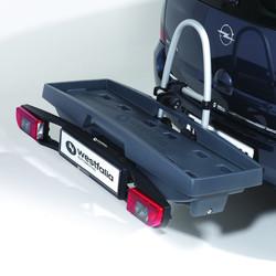 Porte charge pour attache de remorque westfalia automotive for Porte velo bc60