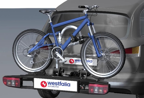 westfalia universal fahrradtr ger bc 60 f r die. Black Bedroom Furniture Sets. Home Design Ideas